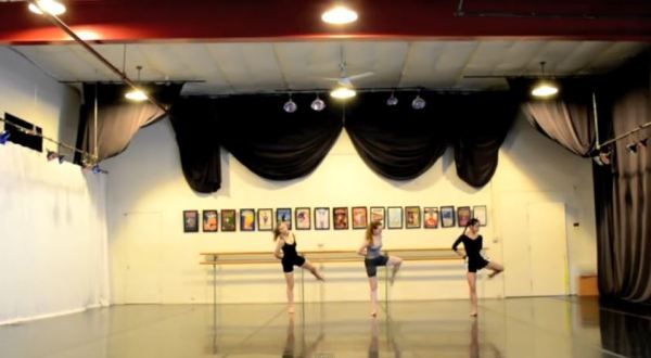 dance you tube 7 stages