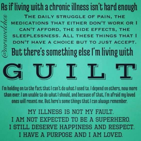 guilt.